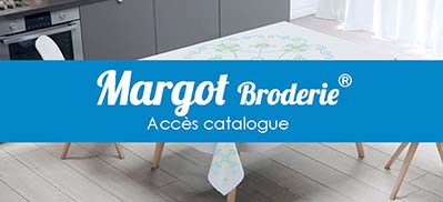 Accès catalogue Margot Broderie